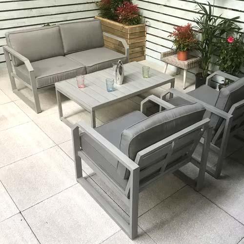 Arianna 4 Seater Sofa Set
