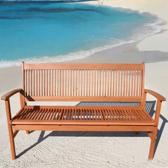Beasley Garden bench
