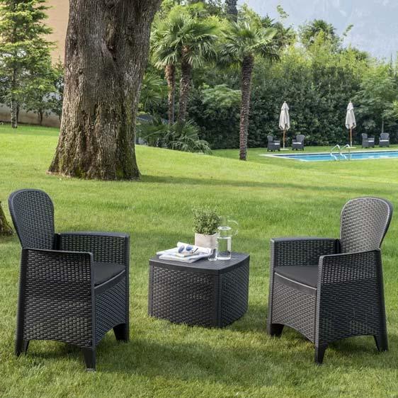 Bhavya 2 Seater Conversation Set