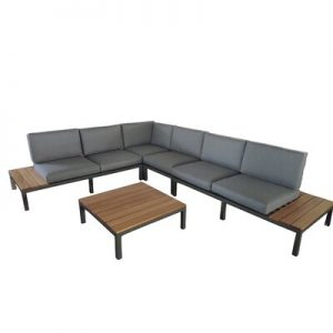Bintliff 6 Seater Corner Sofa Set