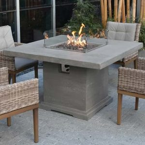 Birmingham Gas Fire Pit Table