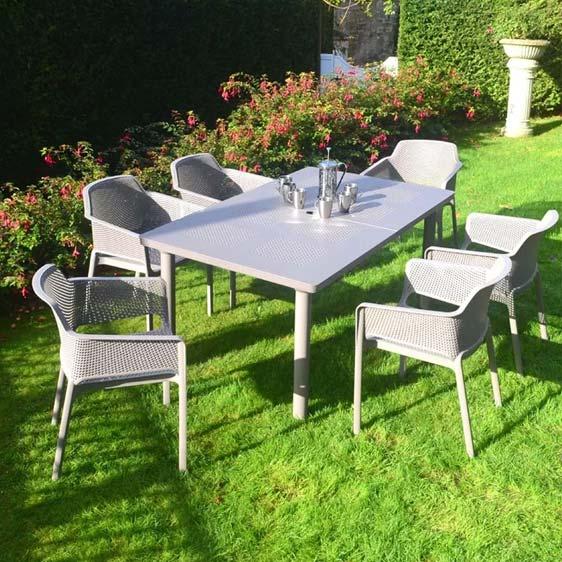 Byrge 6 Seater Dining Set