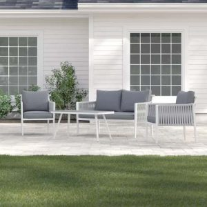 Carrie 4 Seater Sofa Set
