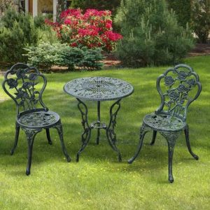 Charlton 2 Seater Bistro Set