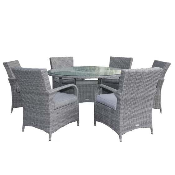Droney 6 Seater Dining Set