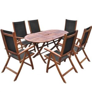 Ferris 6 Seater Dining Set
