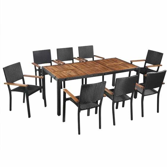 Forrester 8 Seater Dining Set