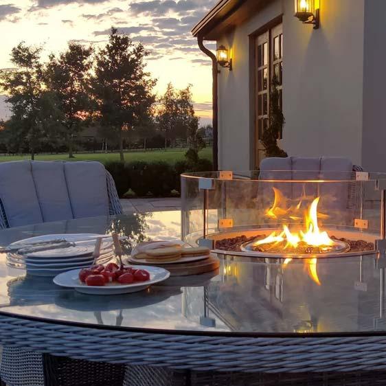 Geira 6 Seater Dining Set