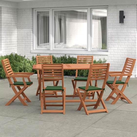 Geraldo 6 Seater Dining Set