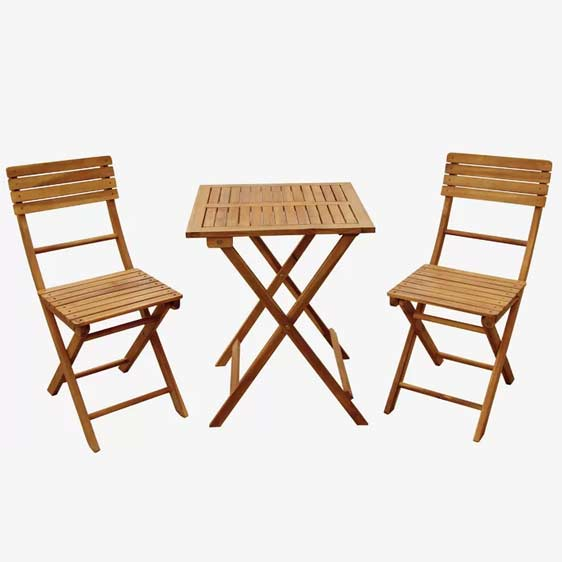 Hereford 2 Seater Bistro Set