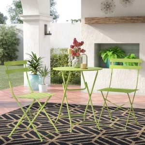 Hojovice 2 Seater Bistro Set