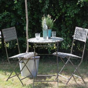 Hulste 2 Seater Bistro Set
