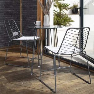 Jersie 2 Seater Bistro Set