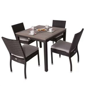 Kailey 4 Seater Dining Set