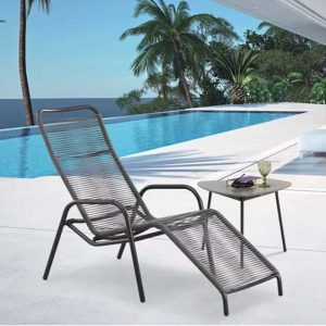 Kennebec Reclining Sun Lounger