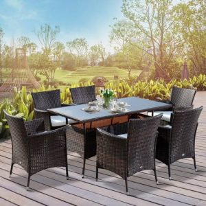 Kindred 6 Seater Dining Set