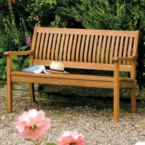 Mayela Wooden Bench
