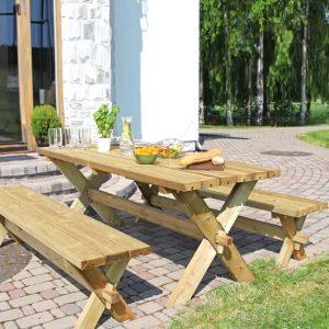 Mckayla 6 Seater Dining Set