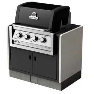 Moseley 4-Burner Barbecue Grill