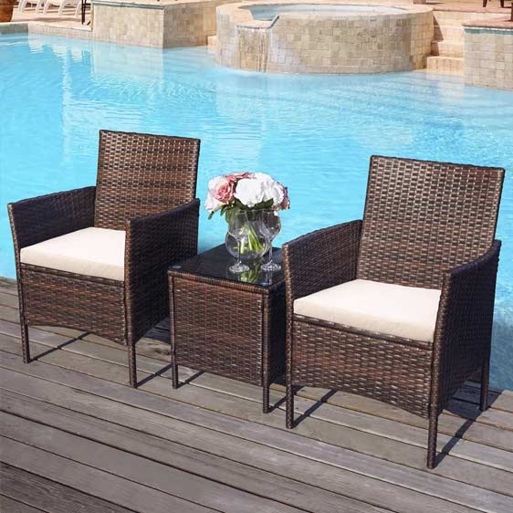 Najee 2 Seater Bistro Set
