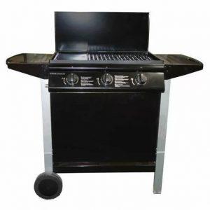 Nyberg 3-Burner Portable Gas Grill