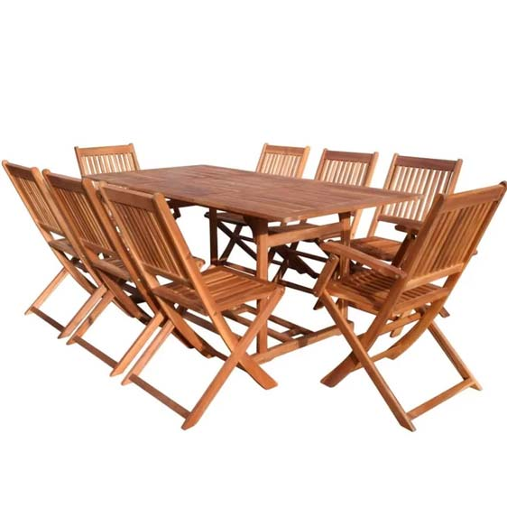 Patchway 8 Seater Dining Set