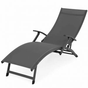 Quito Reclining Sun Lounger