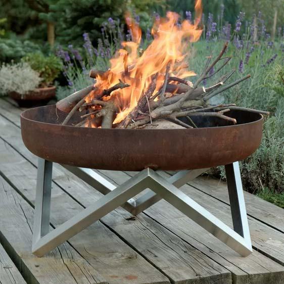 Ramona Burning Fire Pit