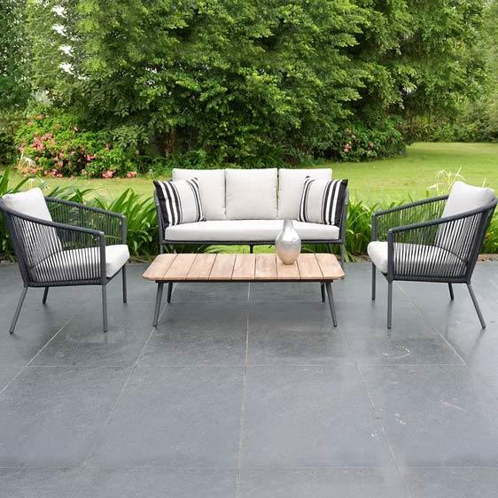 Rashaun 4 Seater Sofa Set