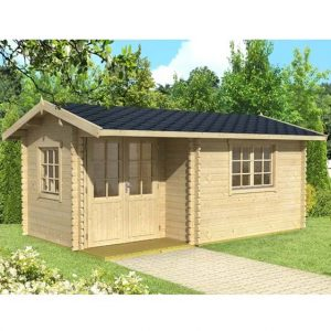 Riegel 15x9 Summer Log Cabin