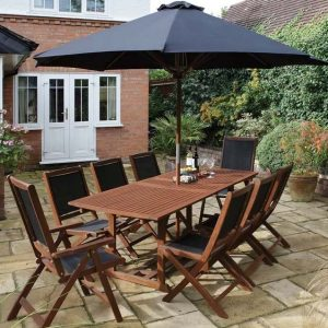 Rondon 8 Seater Dining Set
