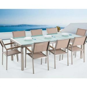 Sharon 8 Seater Dining Set
