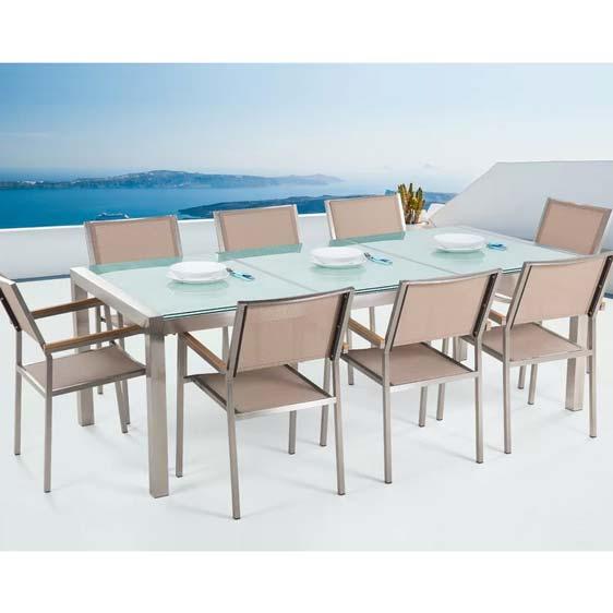Sharon 8 Seater Dining Set