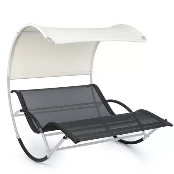 The Big Easy Double Sun Lounger