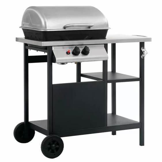 Turnbull 2-Burner BBQ Grill