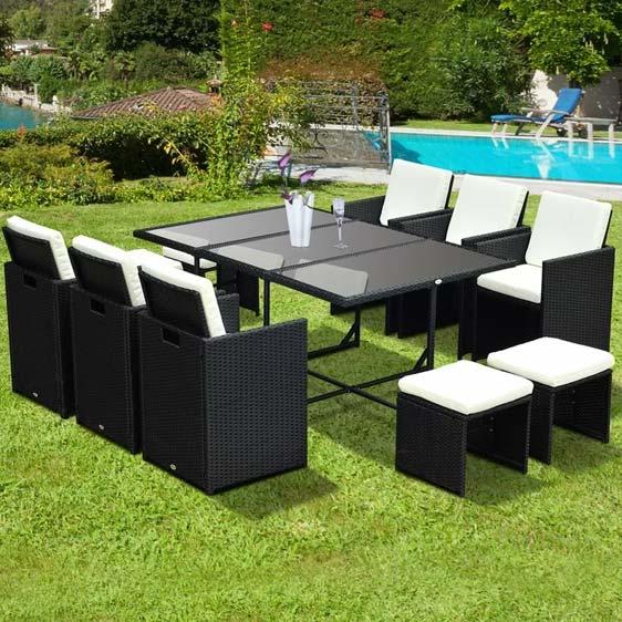 Valeria 10 Seater Dining Set