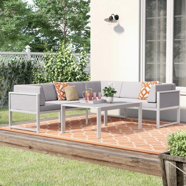 Vinci 6 Seater Sofa Set