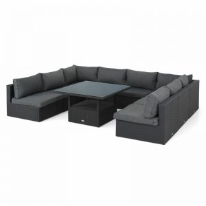 Wadkins 6 Seater Corner Sofa Set