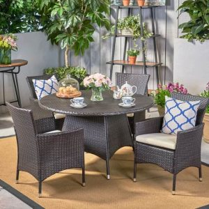 Wendi 4 Seater Dining Set