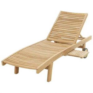 Willington Reclining Sun Lounger